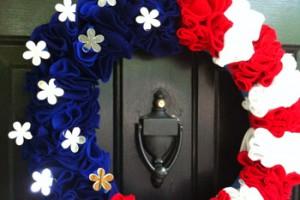 4th July Wreath