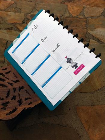 Blog Planner Inside3