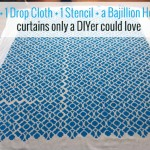 stenciled curtains8