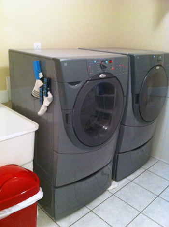 Washing Machine Funk Fix Let S Get Crafty