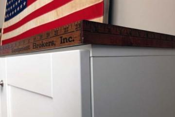 Craft Desk Ruler Trim