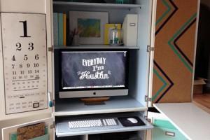 Computer Cabinet Redo Feature