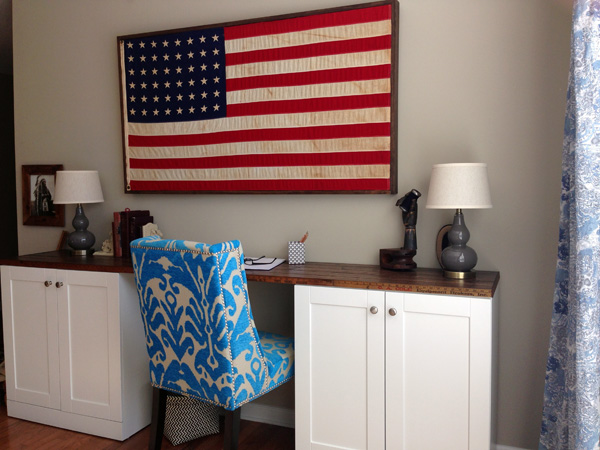 Restoration Hardware American Flag Hack5