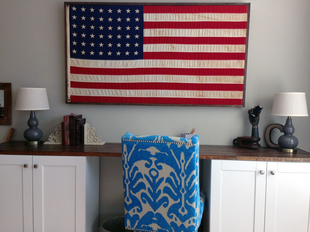 Restoration Hardware American Flag4