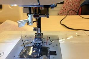 sewing maching