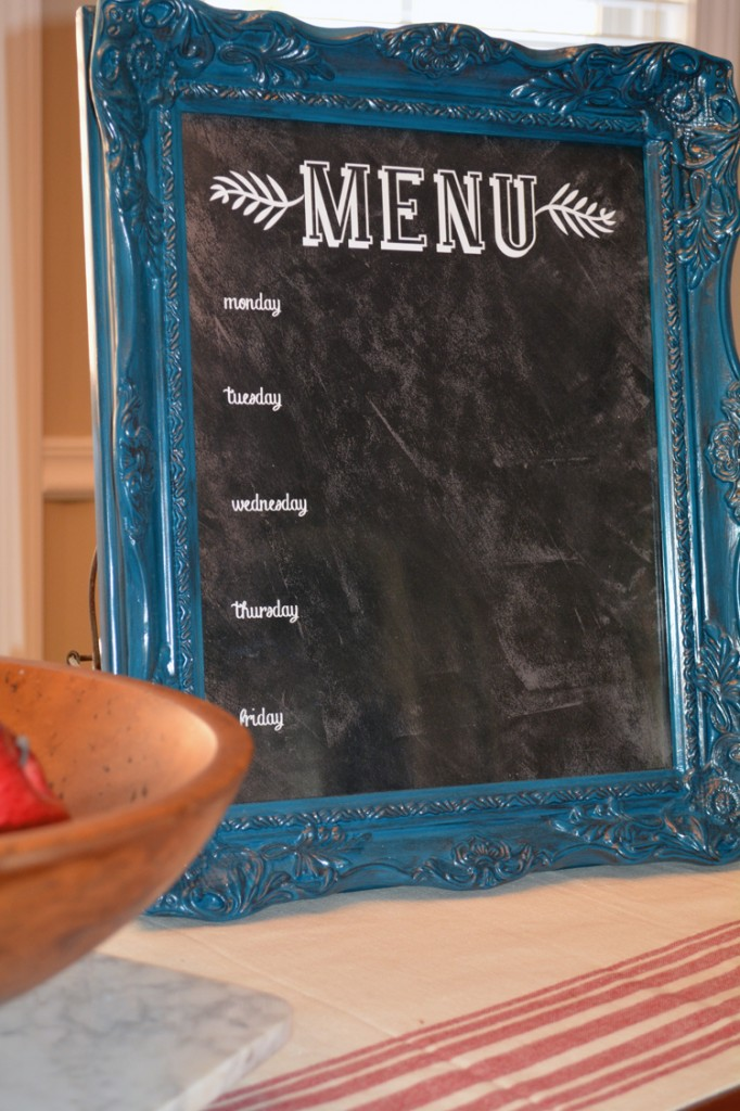 DIY menu board2