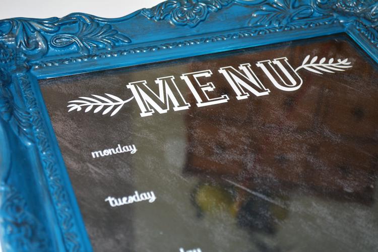 menu board2