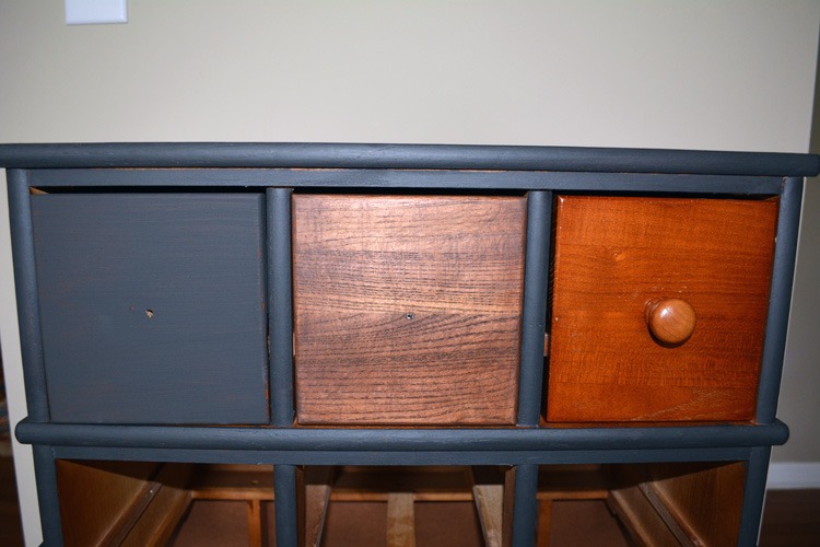 Apothecary Cabinet Drawers