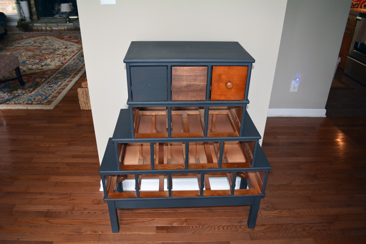 Apothecary Cabinet Drawers2