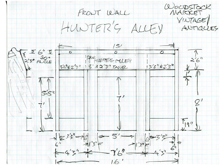 Hunters Alley Booth Design2