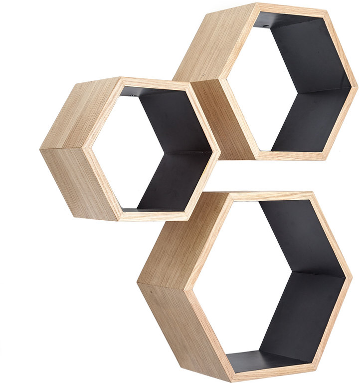 hex shelf