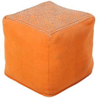geometric pouf