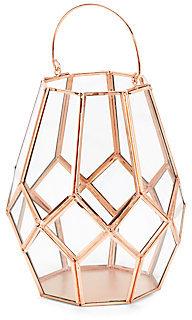 geometric design lantern