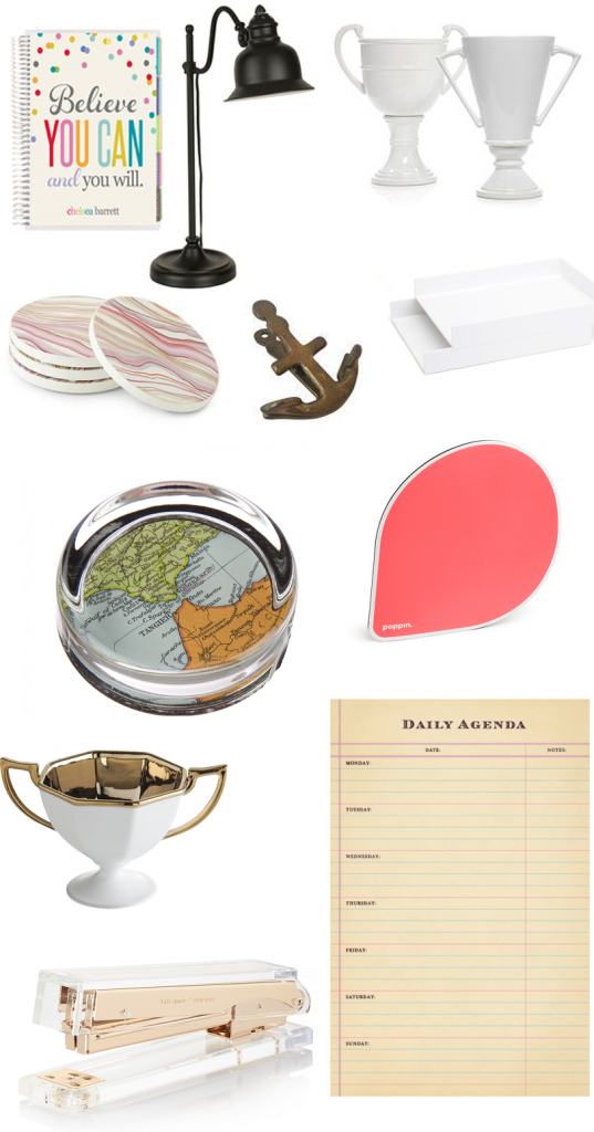 Desk Accessories for Your Home Office
