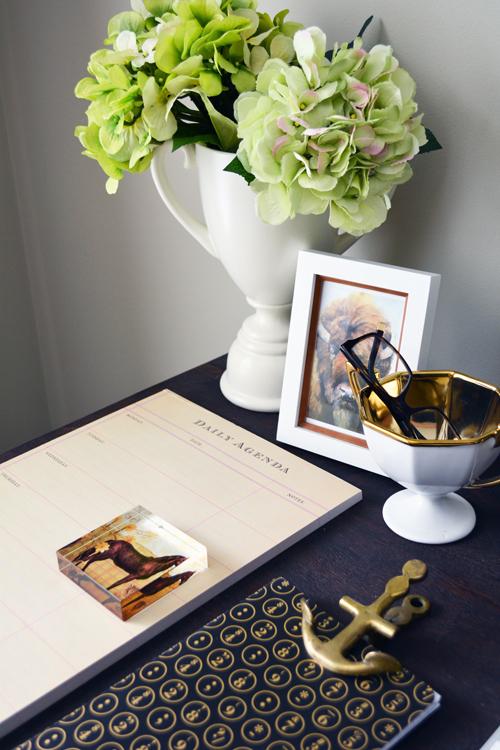 sugar boo designs agenda desk accessories
