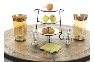A Restoration Hardware lookalike table
